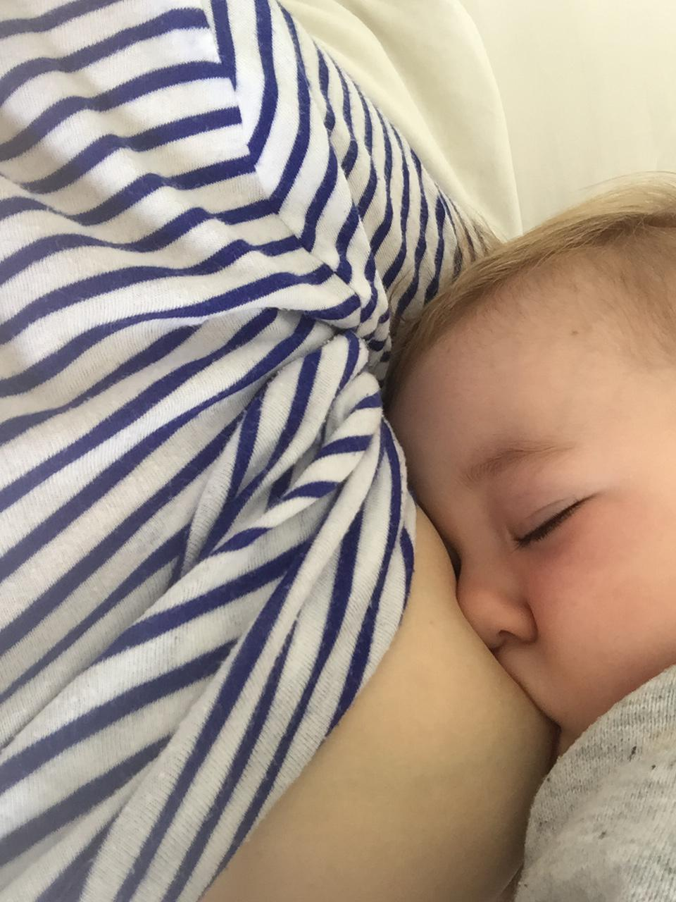 How long should a breastfeed take?