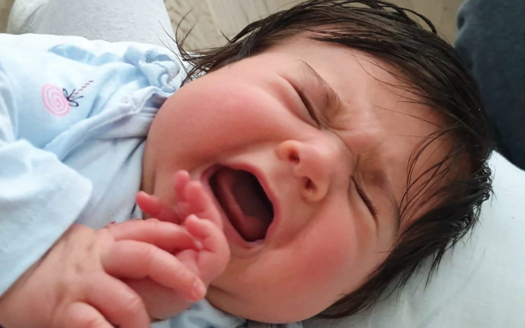 Colic, gas, reflux or allergy?